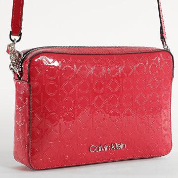 Calvin Klein - Sacoche Femme Must EM 6758 Rouge
