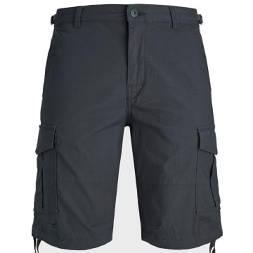 Jack And Jones - Short Cargo Alfa Gris Anthracite