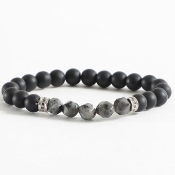 Black Needle - Bracelet BBN-102 Noir