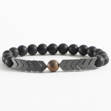 Black Needle - Bracelet BBN-108 Noir