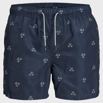 Jack And Jones - Short De Bain Aruba 12169644 Bleu Marine