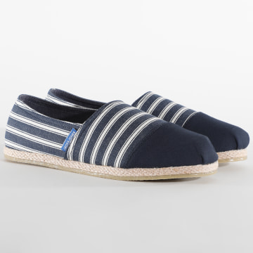 Jack And Jones - Espadrille Stripe 12169390 Bleu Marine