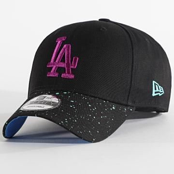 New Era - Casquette 9Forty Los Angeles Dodgers Space 940 12141802 Noir