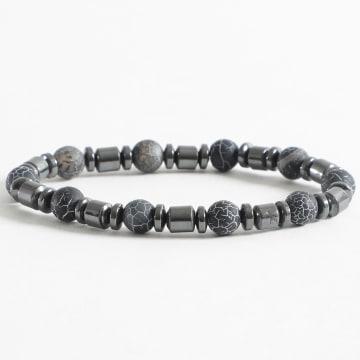 Black Needle - Bracelet BBN-126 Gris