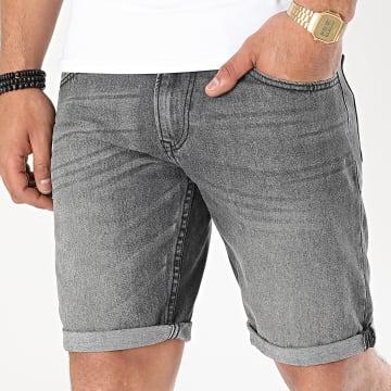 Tom Tailor - Short Jean 1019024-XX-12 Gris