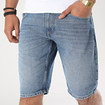 Tom Tailor - Short Jean 1019024-XX-12 Bleu Denim