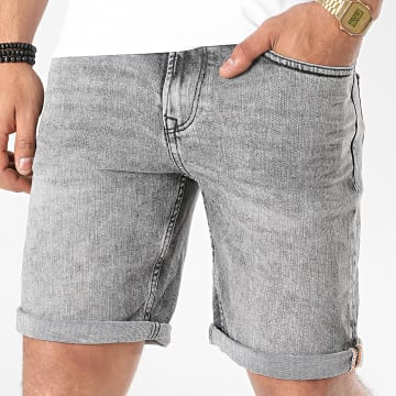 Tom Tailor - Short Jean 1017203-XX-12 Gris