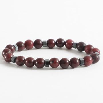 Black Needle - Bracelet BBN-136 Bordeaux