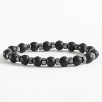 Black Needle - Bracelet BBN-154 Noir