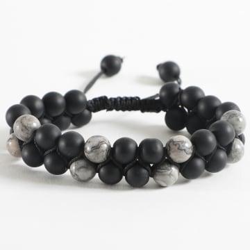 Black Needle - Bracelet BBN-191 Noir