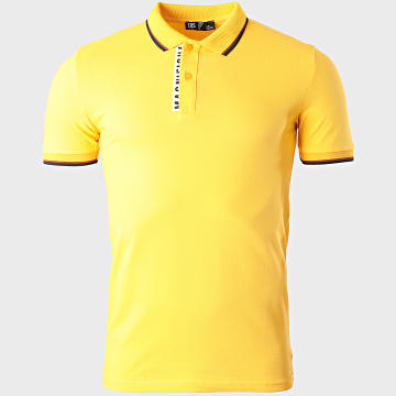 Classic Series - Polo Manches Courtes 2140 Jaune