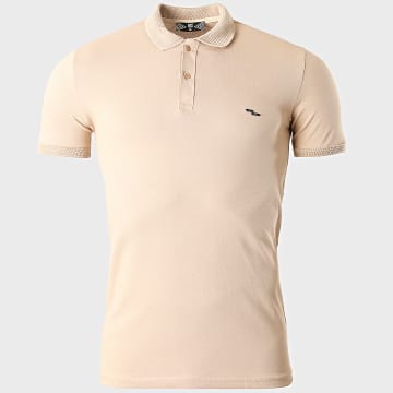 Classic Series - Polo Manches Courtes 9027 Beige