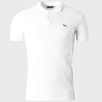 Classic Series - Polo Manches Courtes 9027 Blanc