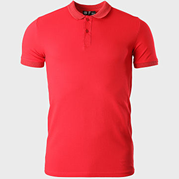 Classic Series - Polo Manches Courtes 2130 Rouge