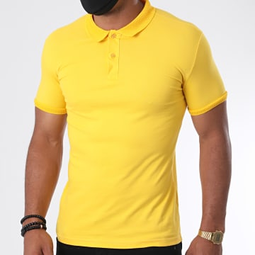 Classic Series - Polo Manches Courtes 2130 Jaune