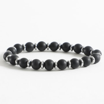 Black Needle - Bracelet BBN-143 Noir