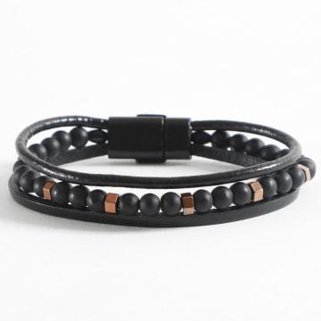 Black Needle - Bracelet BBN-170 Noir