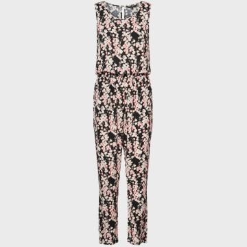 Vero Moda - Combinaison Femme Simply Easy 10227831 Floral Noir