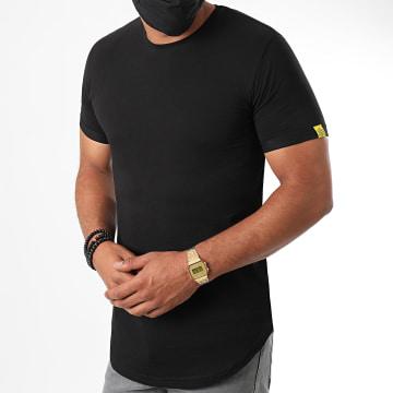 LBO - Tee Shirt Oversize For The Planet 1134 Noir