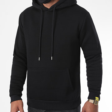 LBO - Sweat Capuche For The Planet 1182 Noir