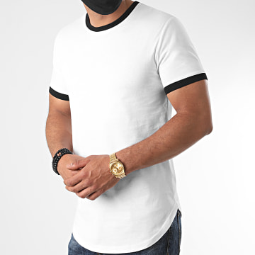 LBO - Tee Shirt Oversize 1013 Blanc