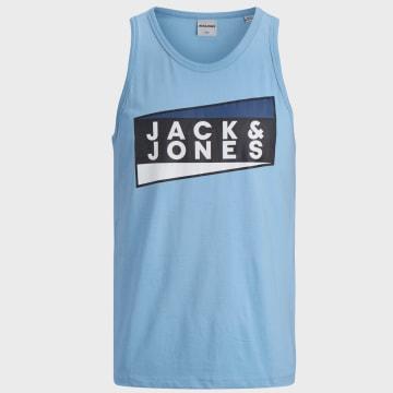 Jack And Jones - Débardeur Shaun 12171465 Bleu Ciel