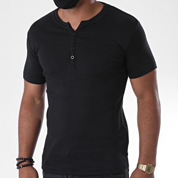La Maison Blaggio - Tee Shirt Theo Noir