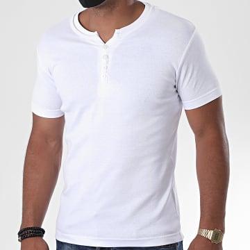 La Maison Blaggio - Tee Shirt Theo Blanc