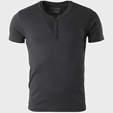 La Maison Blaggio - Tee Shirt Theo Bleu Marine