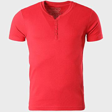 La Maison Blaggio - Tee Shirt Theo Rouge