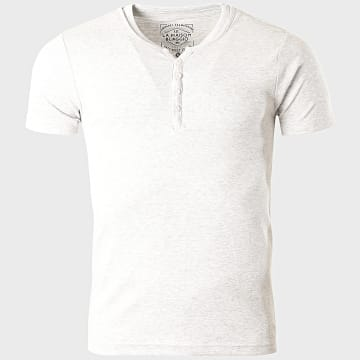 La Maison Blaggio - Tee Shirt Theo Gris Chiné