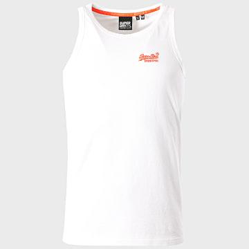Superdry - Débardeur OL Neon Lite M6010024A Blanc