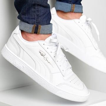 Puma - Baskets Ralph Sampson Low 370846 White