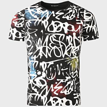 Berry Denim - Tee Shirt XP014 Noir