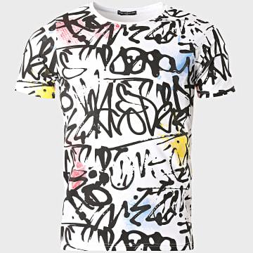Berry Denim - Tee Shirt XP014 Blanc