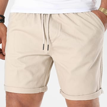 Brave Soul - Short Chino Paul Beige