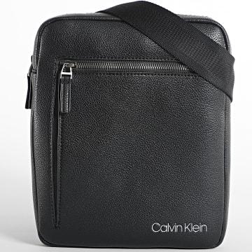 Calvin Klein - Sacoche CK QT Pocket Flat 5694 Noir