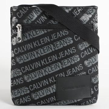 Calvin Klein - Sacoche Micro Flatpack 5822 Noir