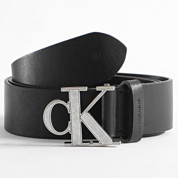 Calvin Klein - Ceinture Monogram Hardware 5856 Noir