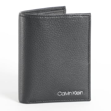 Calvin Klein - Porte-Cartes QT Pocket Mini 6CC 5785 Noir