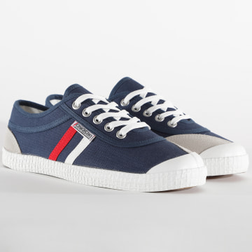 Kawasaki - Baskets Retro Canvas K192496 Navy