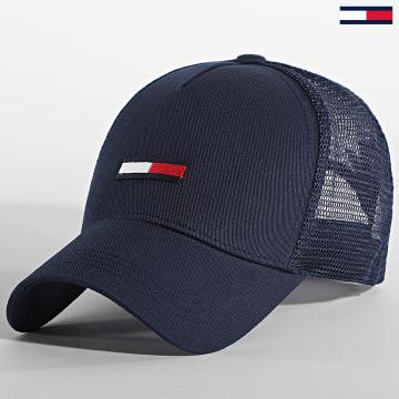 Tommy Hilfiger - Casquette Trucker Flag Cap 6270 Bleu Marine