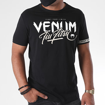 Venum - Tee Shirt BJJ Classic 20 03858 Noir