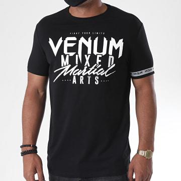 Venum - Tee Shirt MMA Classic 20 03855 Noir