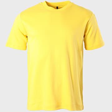 Classic Series - Tee Shirt 0515 Jaune
