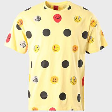Classic Series - Tee Shirt 2052 Jaune