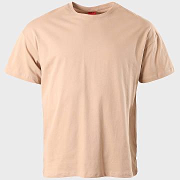 Classic Series - Tee Shirt 2092 Marron Clair