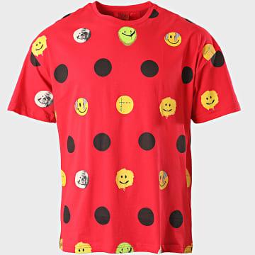 Classic Series - Tee Shirt 2052 Rouge