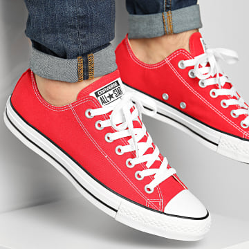 Converse - Baskets Classic Low Top M9696 Red