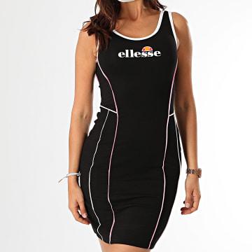 Ellesse - Robe Débardeur Femme Transpa SGF09278 Noir
